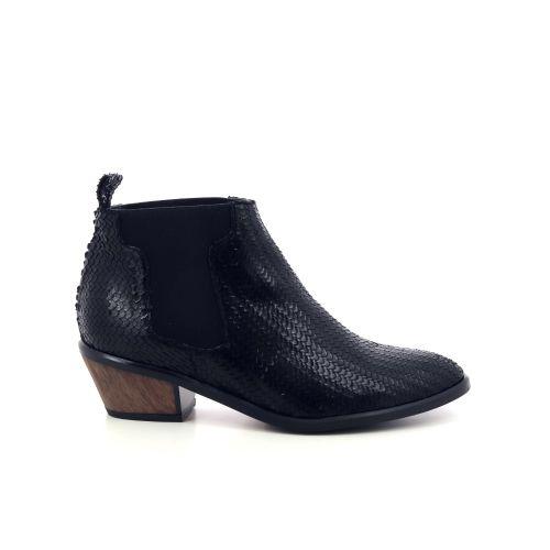 Thiron damesschoenen boots zwart 199104