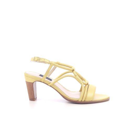 Thiron damesschoenen sandaal zwart 205511