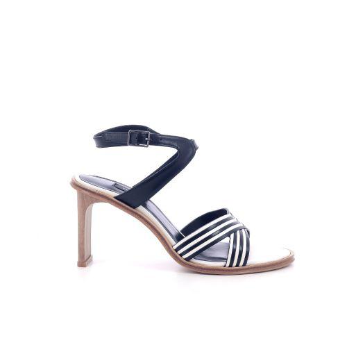 Thiron damesschoenen sandaal zwart 205534