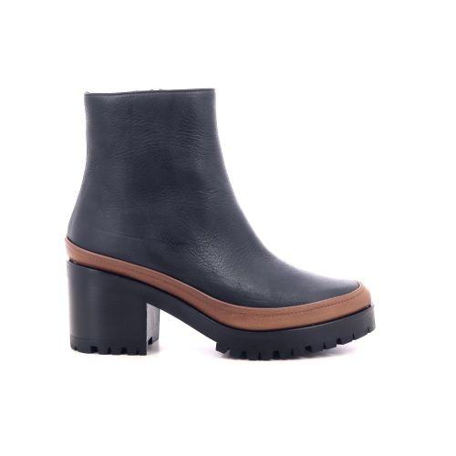 Thiron damesschoenen boots zwart 218503