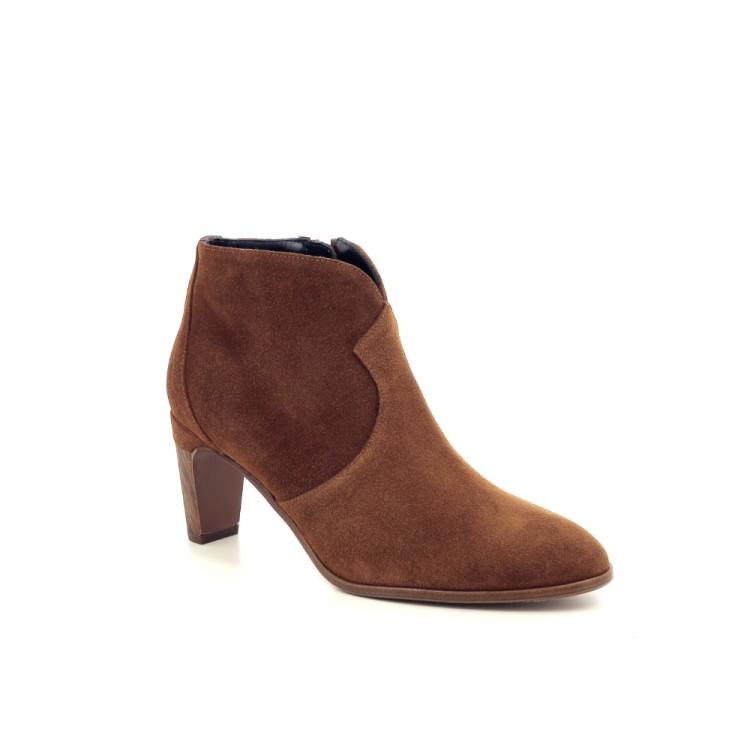 Thiron damesschoenen boots cognac 199128