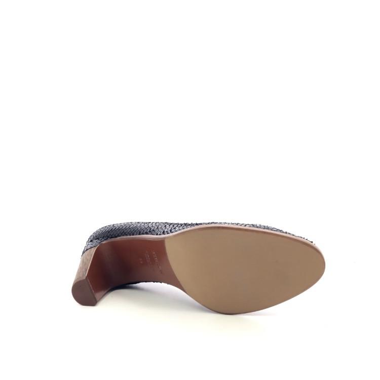Thiron damesschoenen pump zwart 199116