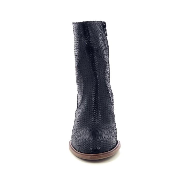 Thiron damesschoenen boots zwart 199121