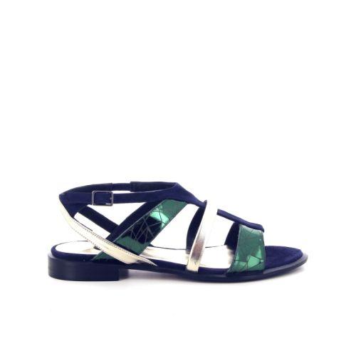 Thiron koppelverkoop sandaal groen 171385