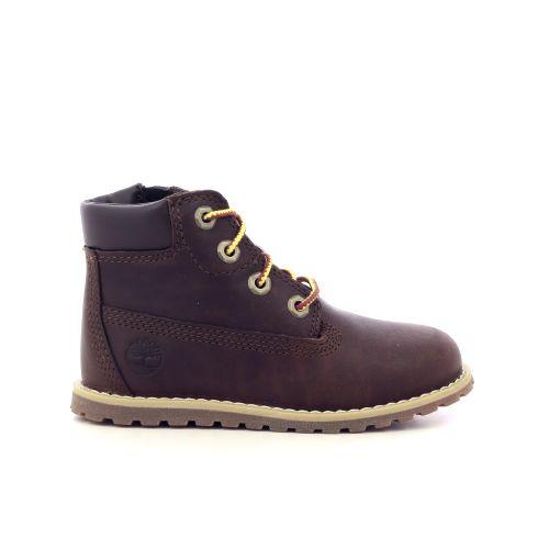 Timberland kinderschoenen boots d.bruin 208169