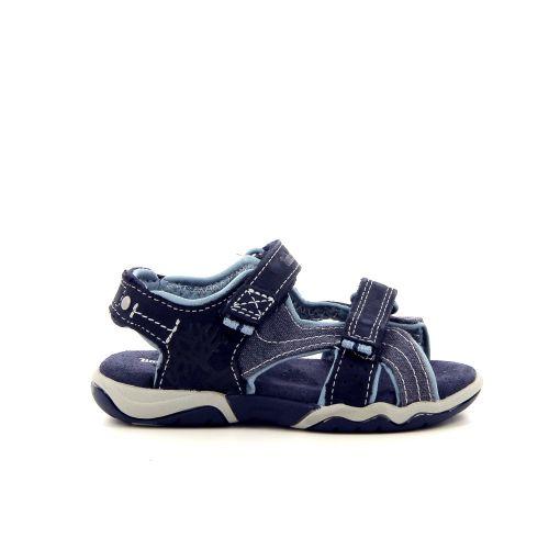 Timberland kinderschoenen sandaal jeansblauw 182818
