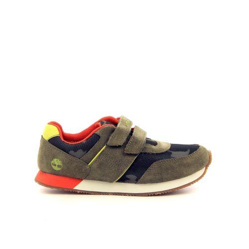 Timberland kinderschoenen sneaker kaki 182816