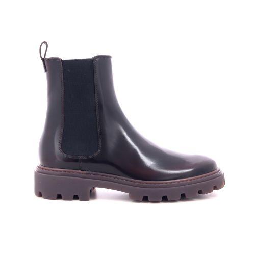 Tod's damesschoenen boots bordo 216983
