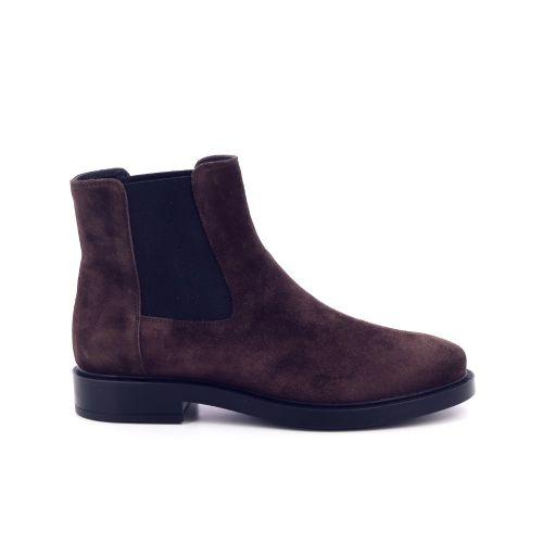 Tod's damesschoenen boots bruin 197614