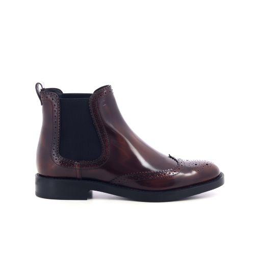 Tod's damesschoenen boots cognac 207825