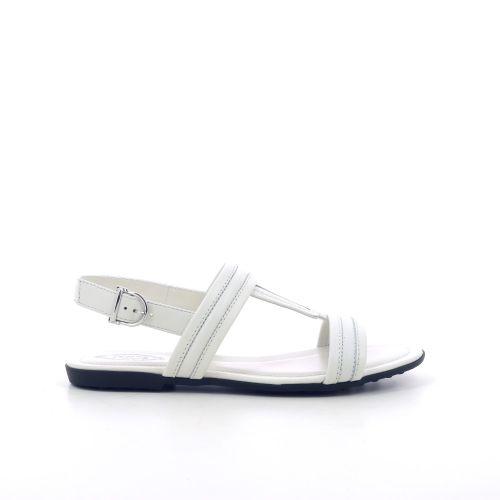 Tod's damesschoenen sandaal wit 202318