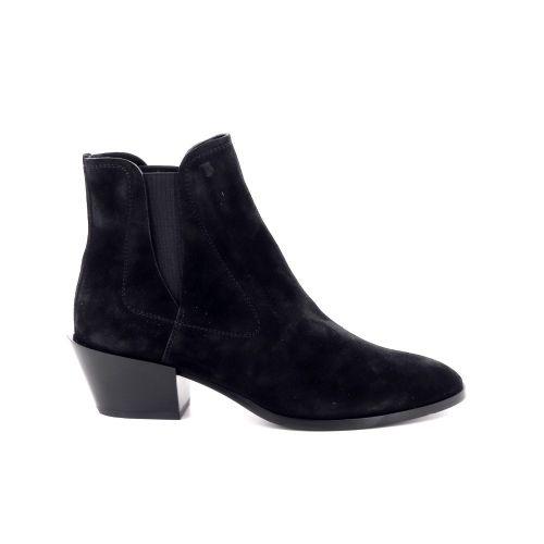 Tod's damesschoenen boots zwart 199127