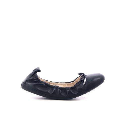 Tod's damesschoenen ballerina zwart 202299