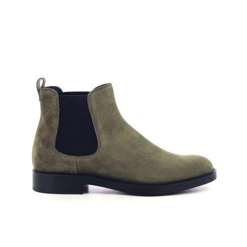 Tod's damesschoenen boots zwart 207822