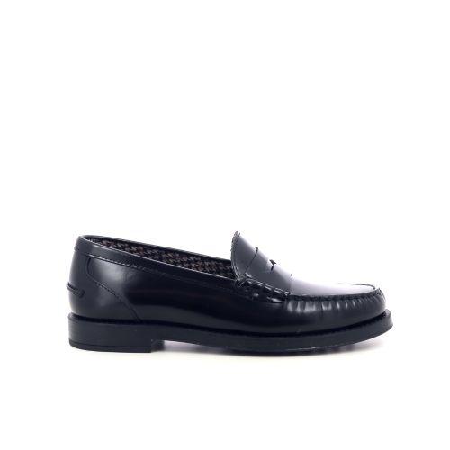 Tod's damesschoenen mocassin zwart 216979