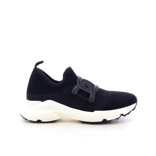 Tod's damesschoenen sneaker zwart 216996
