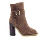 Tod's damesschoenen boots cognac 207832