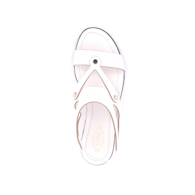 Tod's damesschoenen sandaal ecru 191690