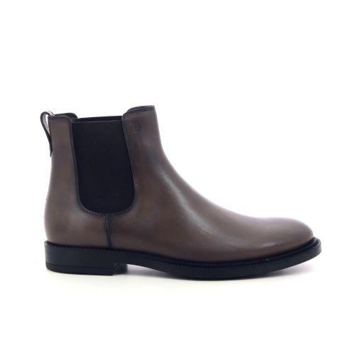 Tod's herenschoenen boots bruin 207912