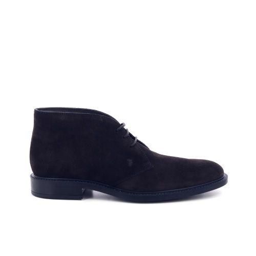 Tod's herenschoenen boots d.bruin 197645