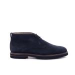 Tod's herenschoenen boots blauw 199601