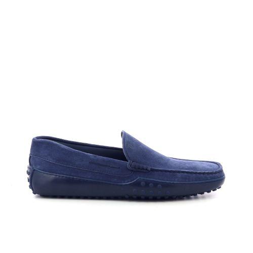 Tod's  mocassin jeansblauw 202446