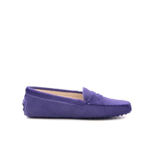Tod's  mocassin paars 216970