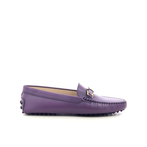 Tod's  mocassin paars 216972