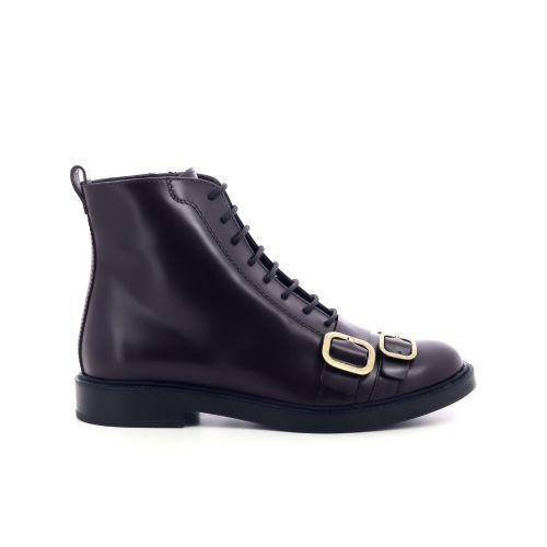 Tod's solden boots bordo 207827