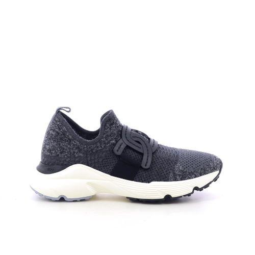 Tod's  sneaker zwart 216996