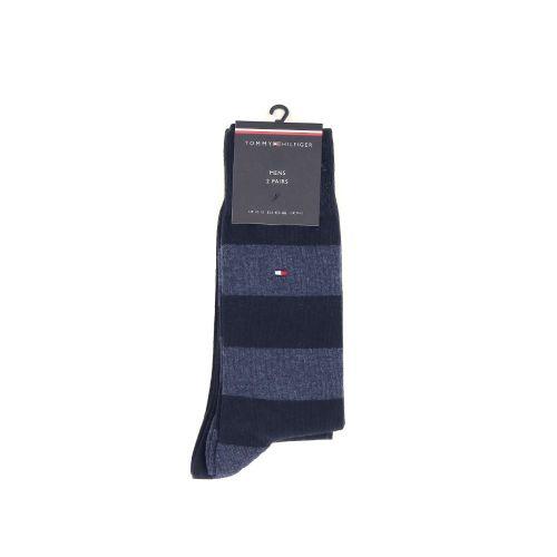 Tommy hilfiger accessoires kousen blauw 173564