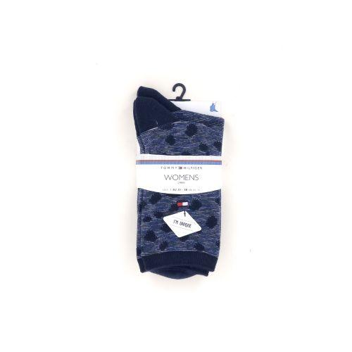 Tommy hilfiger accessoires kousen blauw 198360