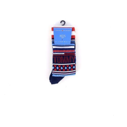 Tommy hilfiger accessoires kousen blauw 198375