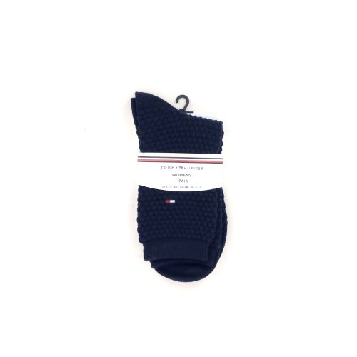 Tommy hilfiger accessoires kousen donkerblauw 211197