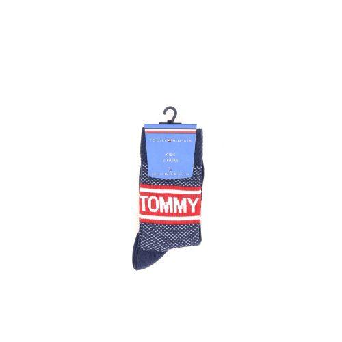 Tommy hilfiger accessoires kousen donkerblauw 211203