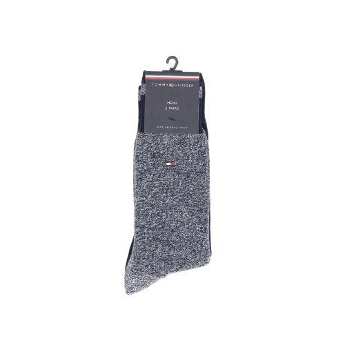 Tommy hilfiger accessoires kousen grijs 219514