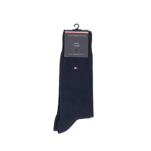 Tommy hilfiger accessoires kousen jeansblauw 173552