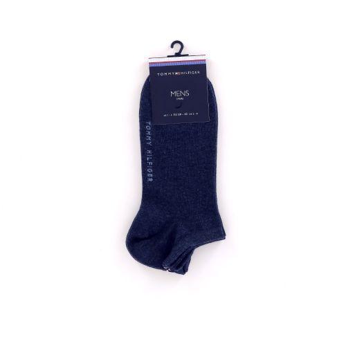 Tommy hilfiger accessoires kousen jeansblauw 173579