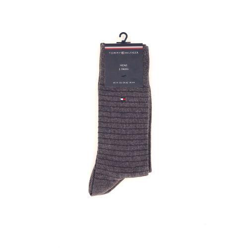 Tommy hilfiger accessoires kousen jeansblauw 211219