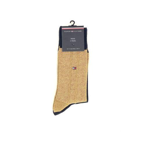 Tommy hilfiger accessoires kousen oker 211233