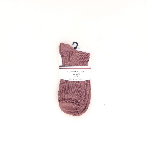 Tommy hilfiger accessoires kousen zandbeige 211187
