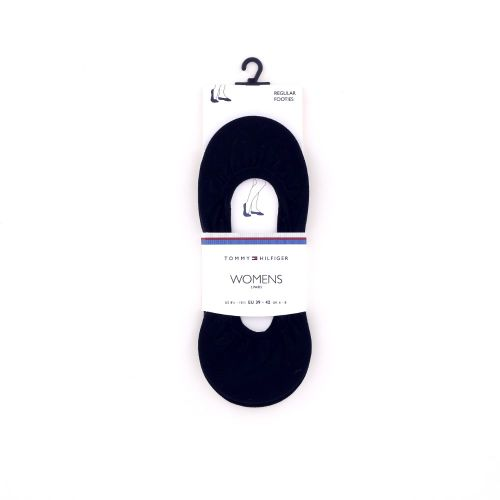 Tommy hilfiger accessoires kousen zwart 173509