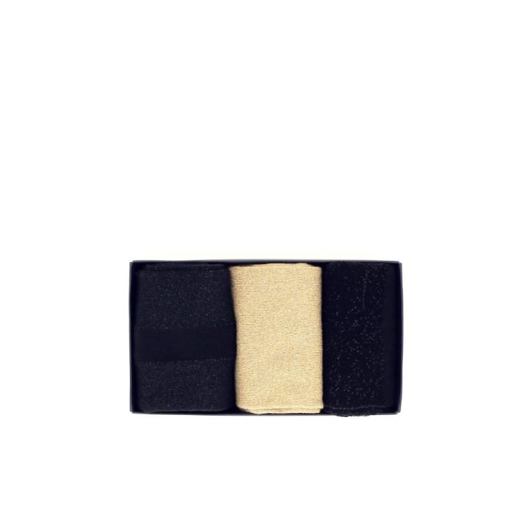 Tommy hilfiger accessoires kousen zwart 190622