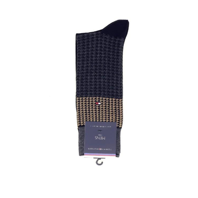 Tommy hilfiger accessoires kousen zwart 190634