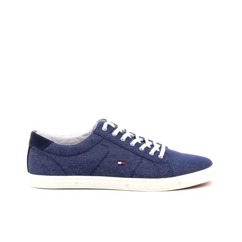 Tommy hilfiger  sneaker donkerblauw 192502