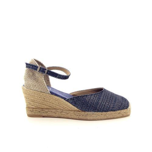 Toni pons damesschoenen espadrille blauw 183293