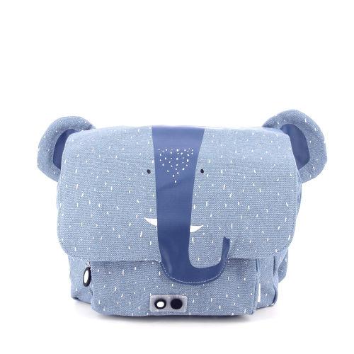 Trixie  boekentas jeansblauw 201550