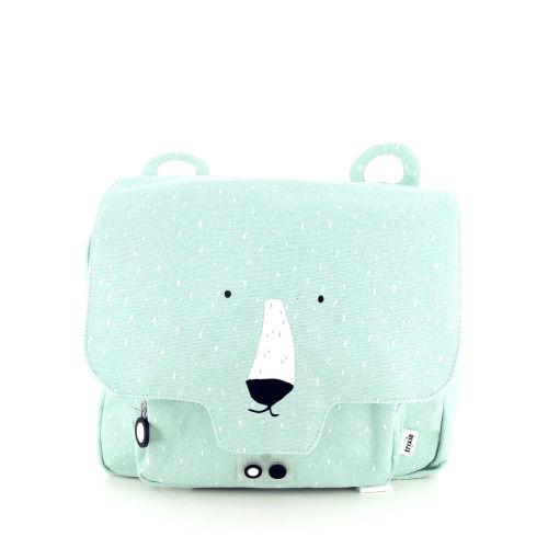 Trixie tassen boekentas lichtgroen 201554
