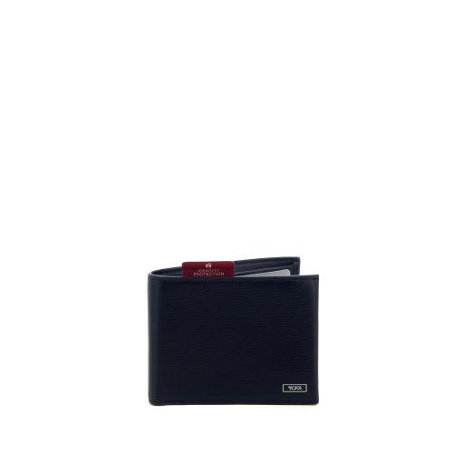 Tumi accessoires portefeuille zwart 185963