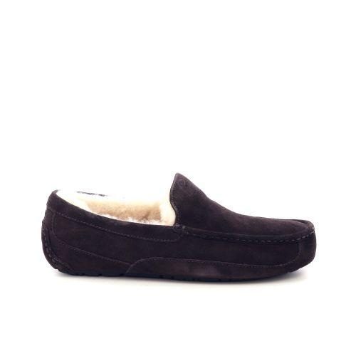 Ugg  pantoffel d.bruin 198238